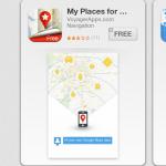Suche nach Apps im App Store von iOS 6