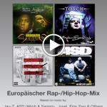 Mix in der neuen Music App von iOS 6