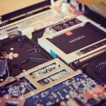 Neue SSD und HDD eingebaut